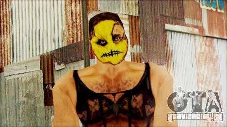 Manhunt Ped 14 для GTA San Andreas третий скриншот