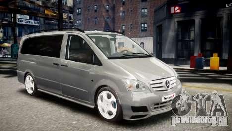 Mercedes-Benz Vito Sport-X для GTA 4