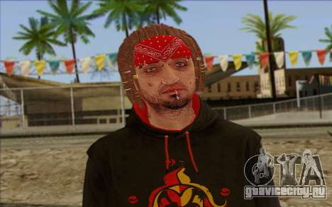 GTA 5 Wade Hebert для GTA San Andreas третий скриншот