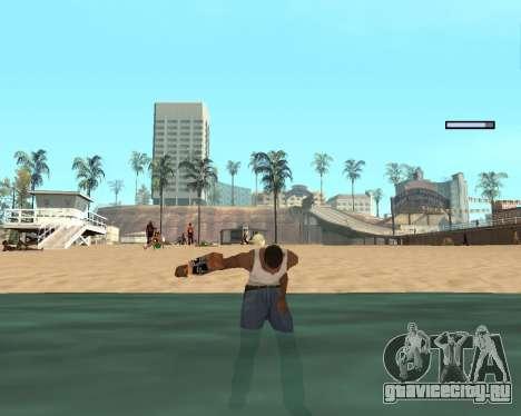 За ВДВ! для GTA San Andreas пятый скриншот