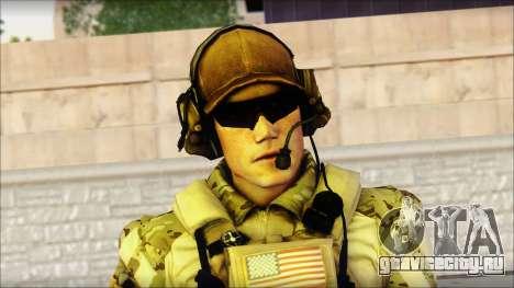 Engineer from BF4 для GTA San Andreas третий скриншот