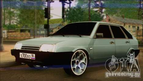 ВАЗ 2109 M1 Mixfight для GTA San Andreas
