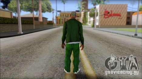 New CJ v1 для GTA San Andreas второй скриншот