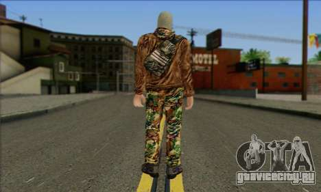 Arctic Avenger (Tactical Intervention) v3 для GTA San Andreas второй скриншот