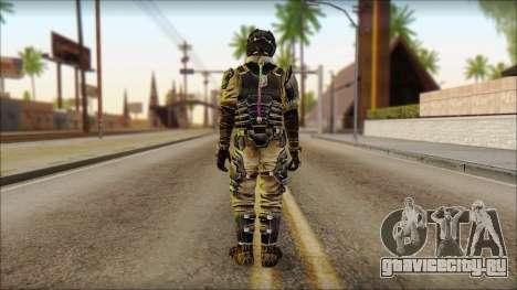 Crew from Dead Space 3 для GTA San Andreas второй скриншот