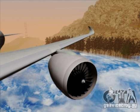 Airbus A350-941 Japan Airlines для GTA San Andreas