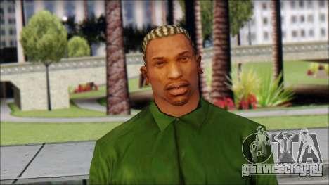 New CJ v1 для GTA San Andreas третий скриншот