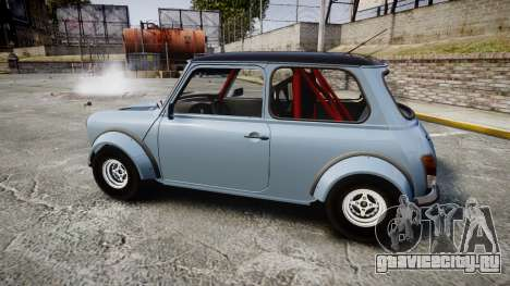 Mini Miglia [Updated] для GTA 4 вид слева