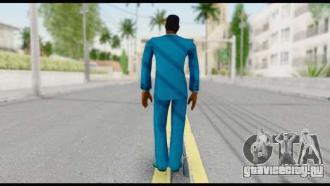 Lance Suit Shades для GTA San Andreas второй скриншот