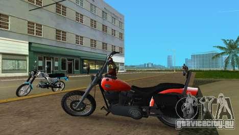 WMC Angel для GTA Vice City вид сзади