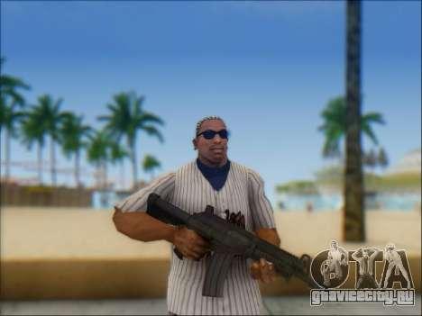 Израильский карабин ACE 21 для GTA San Andreas девятый скриншот