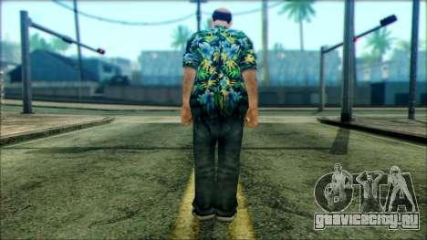 Manhunt Ped 6 для GTA San Andreas второй скриншот