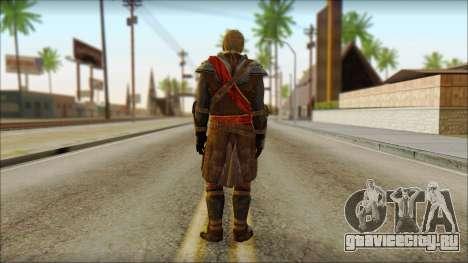 Edward Kenway Assassin Creed 4: Black Flag для GTA San Andreas второй скриншот