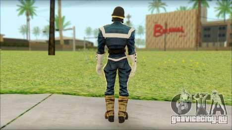 Guardians of the Galaxy Star Lord v1 для GTA San Andreas второй скриншот
