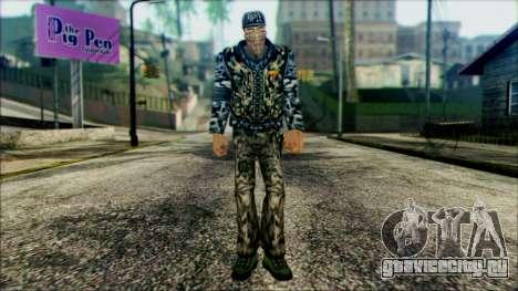 Manhunt Ped 21 для GTA San Andreas