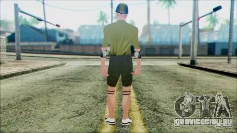 Wmymoun from Beta Version для GTA San Andreas второй скриншот