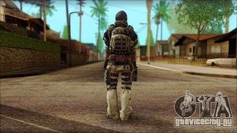 Ветеран (AVA) v2 для GTA San Andreas второй скриншот