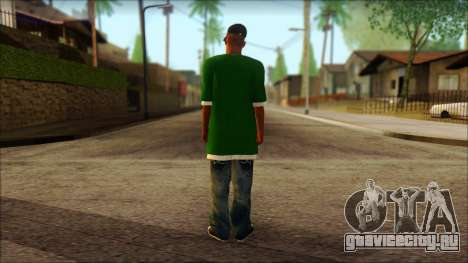 Sweet v2 для GTA San Andreas второй скриншот