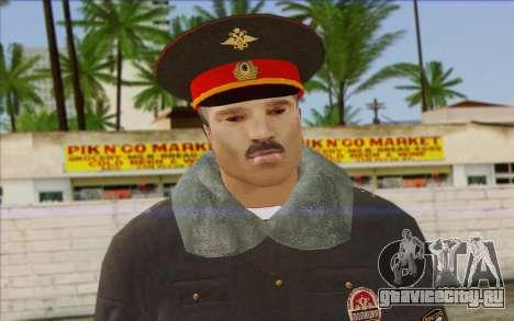 Полиция России Скин 1 для GTA San Andreas третий скриншот