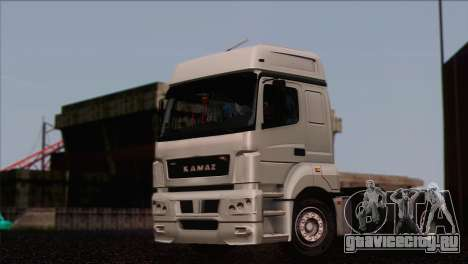 КамАЗ 5490 для GTA San Andreas