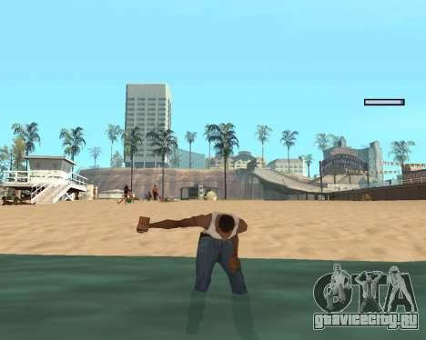 За ВДВ! для GTA San Andreas шестой скриншот