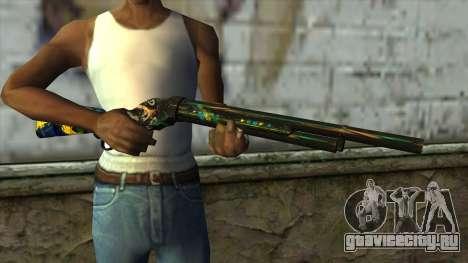 M1887 from PointBlank v2 для GTA San Andreas третий скриншот