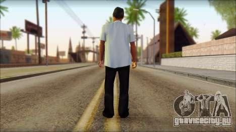 Michael from GTA 5 v4 для GTA San Andreas второй скриншот