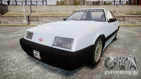 Vapid Uranus Facelift для GTA 4