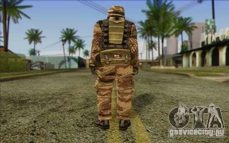 Солдат МЕК (Battlefield 2) Skin 6 для GTA San Andreas второй скриншот