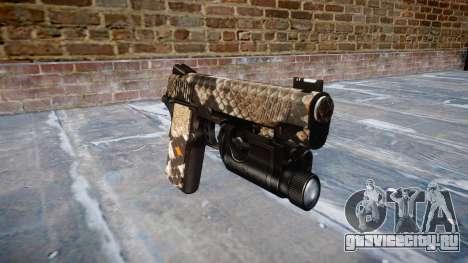 Пистолет Kimber 1911 Viper для GTA 4