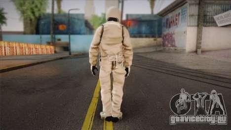 The Stig from Top Gear для GTA San Andreas второй скриншот