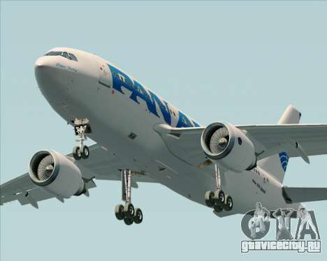 Airbus A310-324 Pan American World Airways для GTA San Andreas