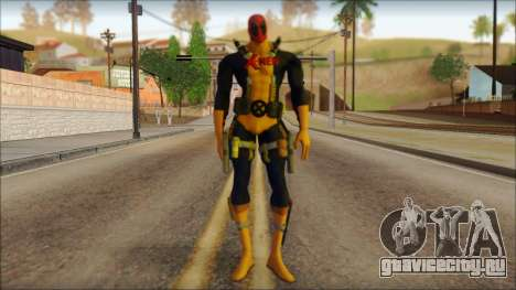 Xmen Deadpool The Game Cable для GTA San Andreas