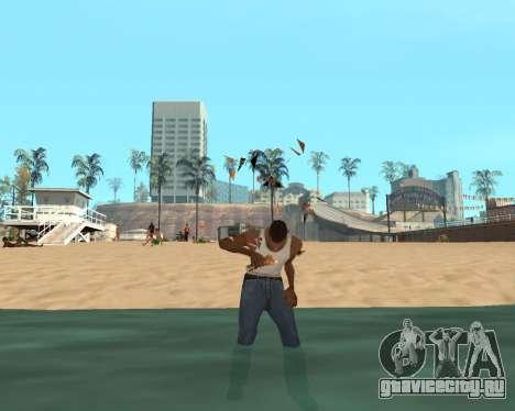 За ВДВ! для GTA San Andreas