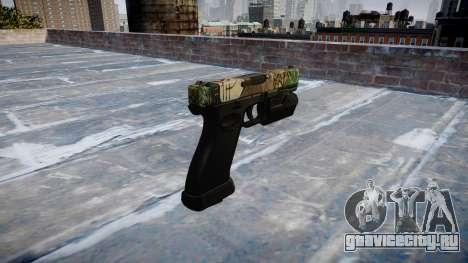 Пистолет Glock 20 ronin для GTA 4 второй скриншот
