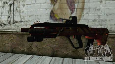 AUG A3 from PointBlank v5 для GTA San Andreas