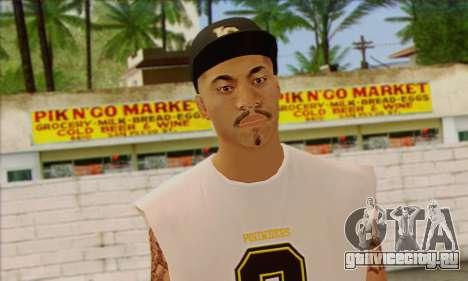 Vagos from GTA 5 Skin 1 для GTA San Andreas третий скриншот