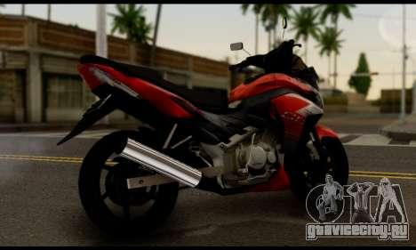 Honda CS1 для GTA San Andreas вид слева