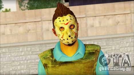 Skin Sicario GTA V By Cesar Hardy для GTA San Andreas третий скриншот