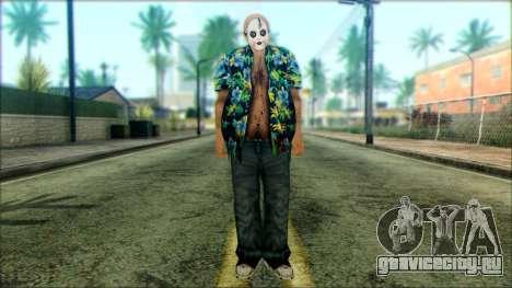 Manhunt Ped 6 для GTA San Andreas