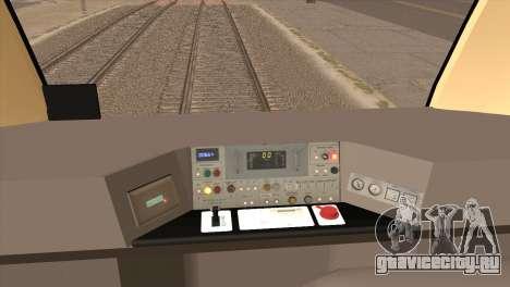 LRT-1 для GTA San Andreas вид справа