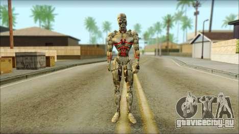 T900 (Терминатор 3: Война машин) для GTA San Andreas