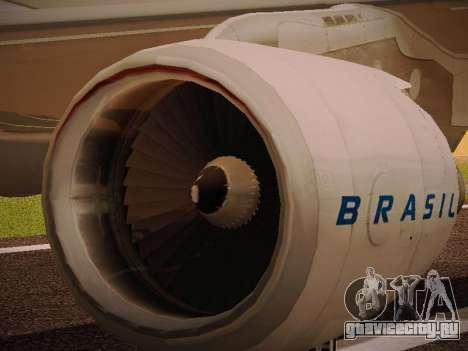 Airbus A320-214 TAM Airlines для GTA San Andreas