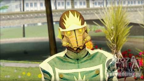 Guardians of the Galaxy Star Lord v1 для GTA San Andreas третий скриншот