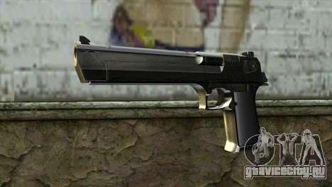 Graffiti Desert Eagle для GTA San Andreas