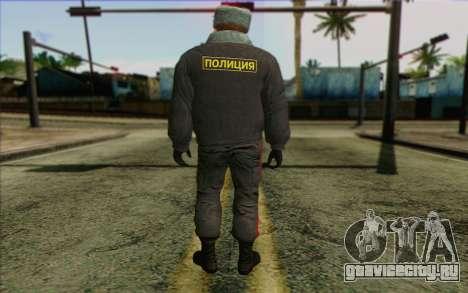 Полиция России Скин 4 для GTA San Andreas второй скриншот