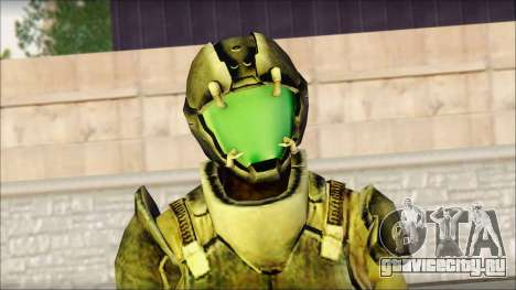 Crew from Dead Space 3 для GTA San Andreas третий скриншот