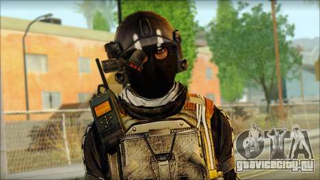 Наёмник (SC: Blacklist) v2 для GTA San Andreas третий скриншот