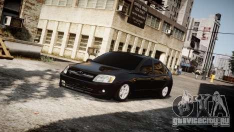 Lada Granta для GTA 4