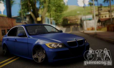 BMW M3 E90 Stance Works для GTA San Andreas